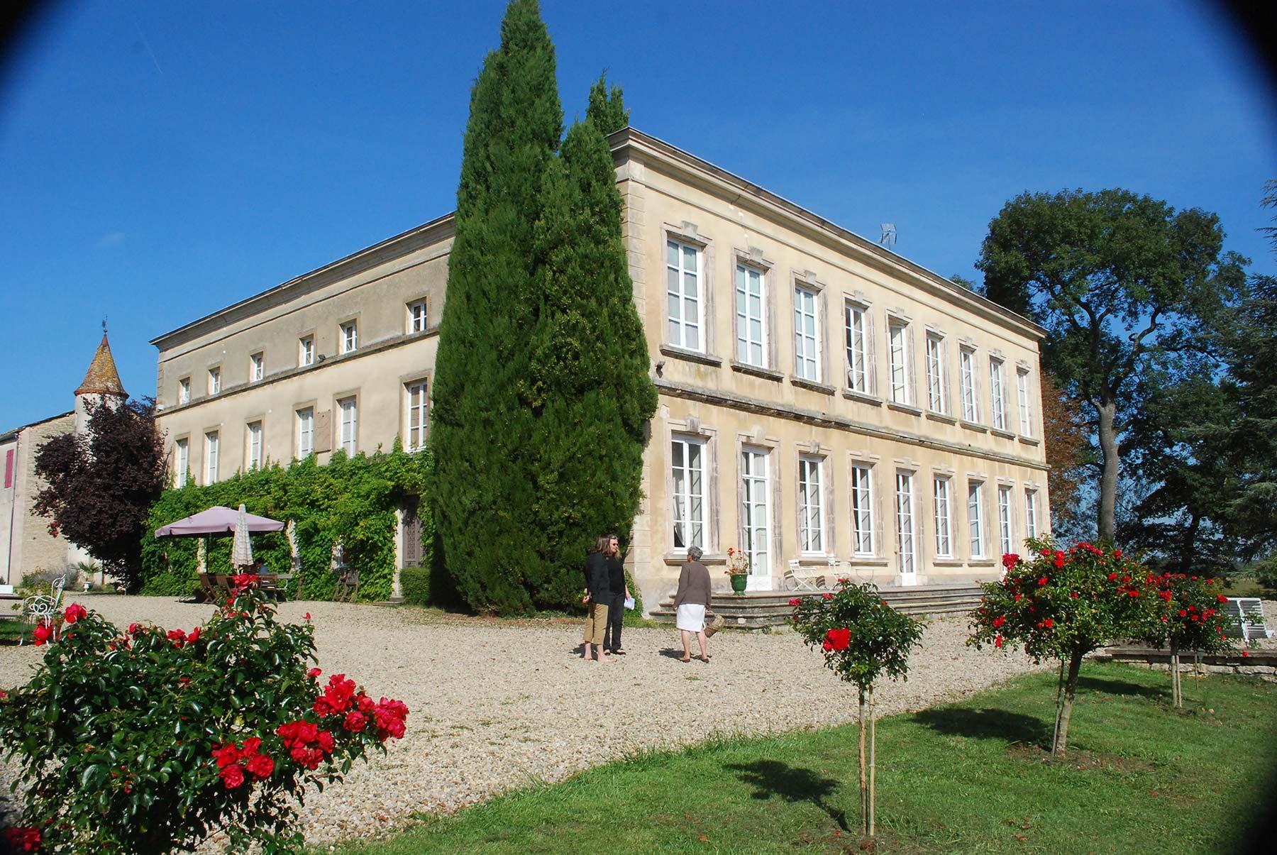 Chateau de l'Arvolot