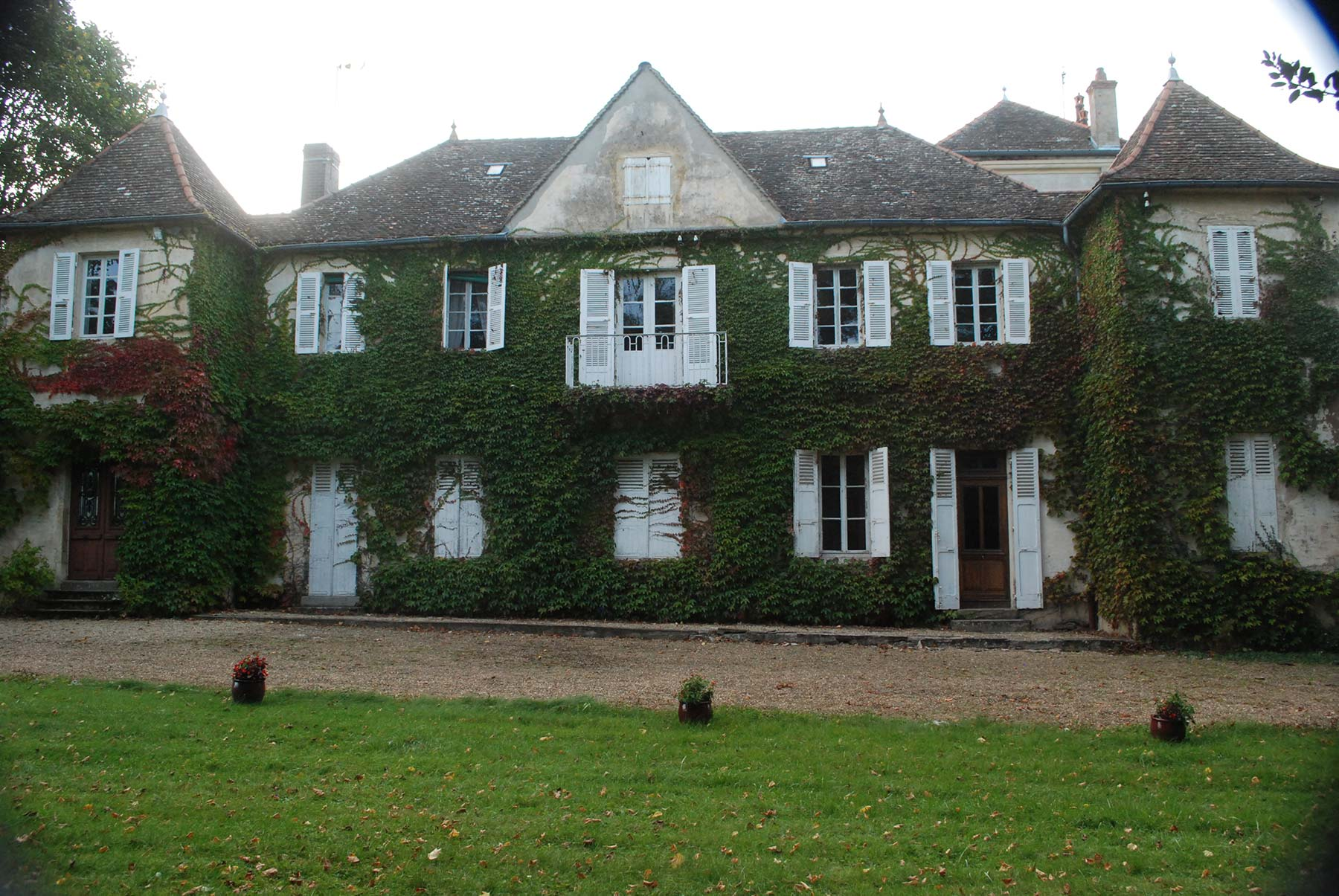 Chateau de la Fay à Boyer