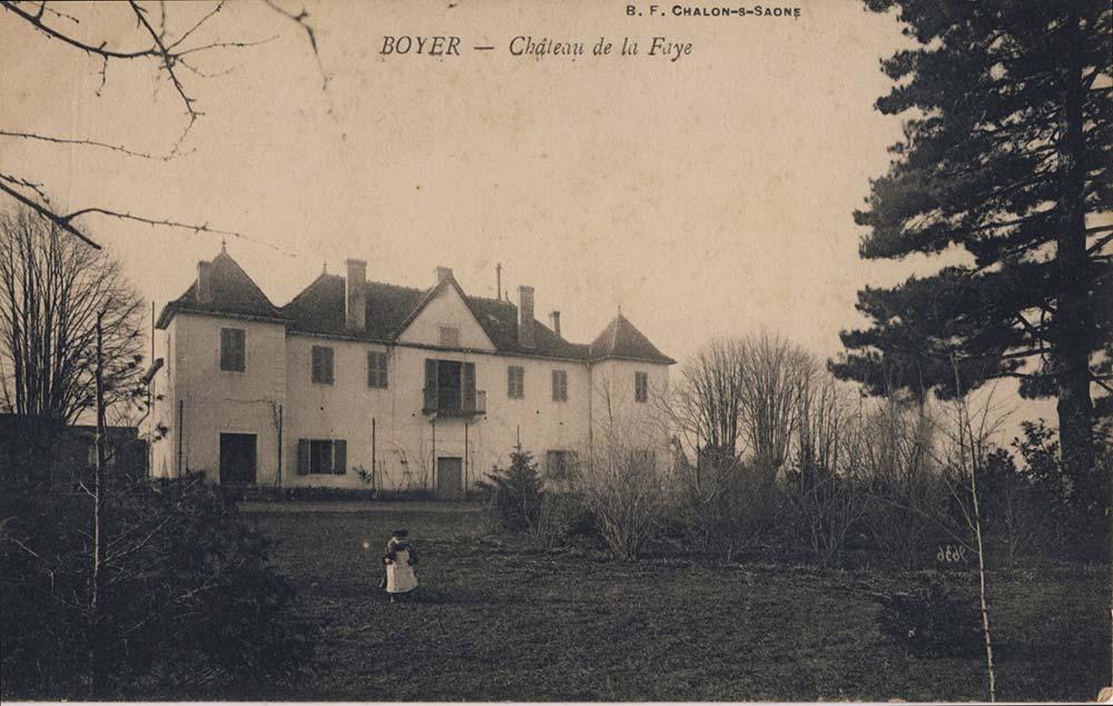 Chateau De La Faye