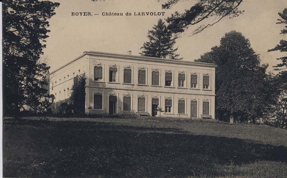 Château de l'Arvolot