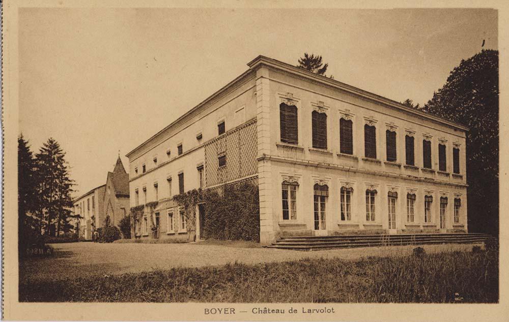 Château de l'Arvolot FOREST DE DIVONNE