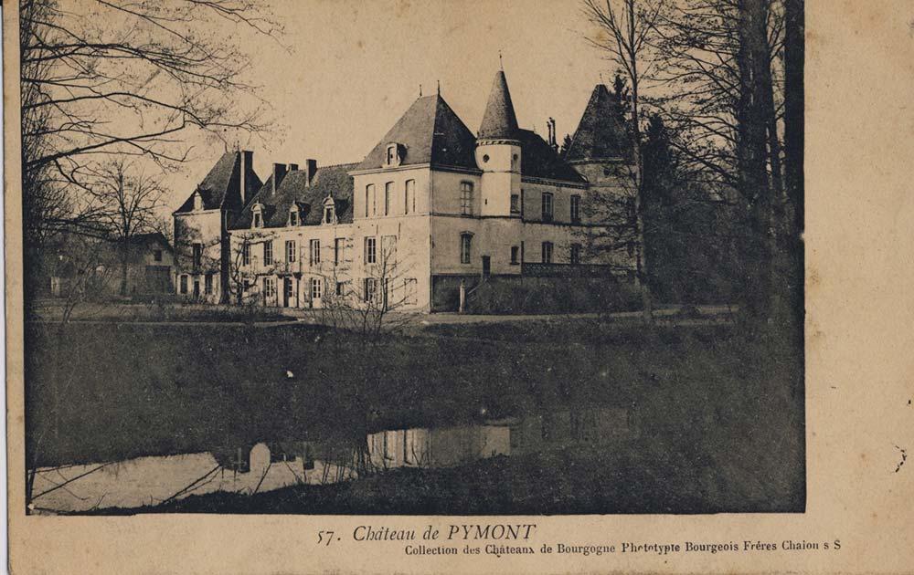 Château de Pymont  Goussencourt