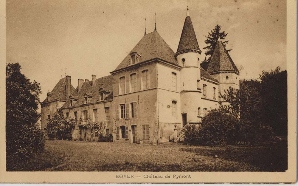 Château de Pymont