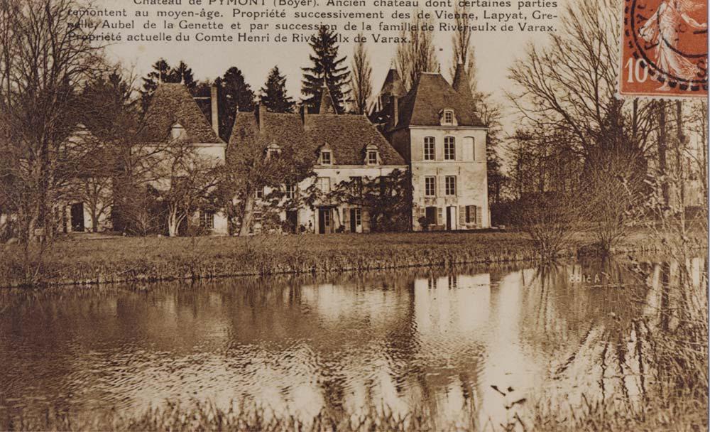 Château de Pymont Varax