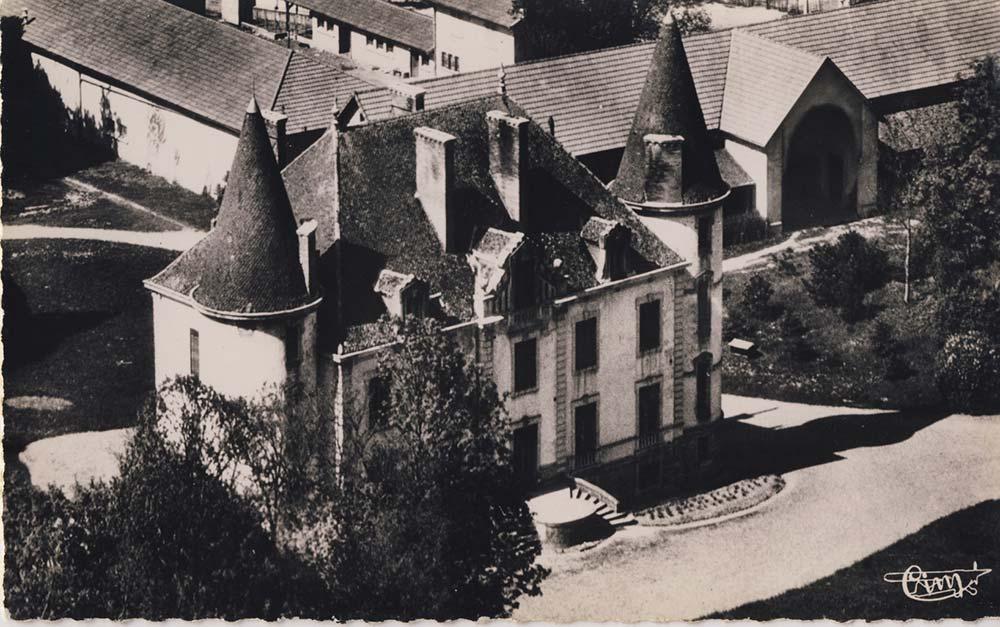 Château de Venières Des BOSCS 1950