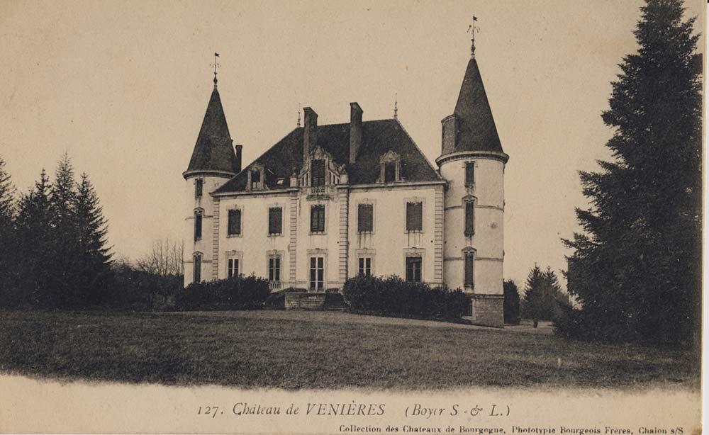 Château de Venières