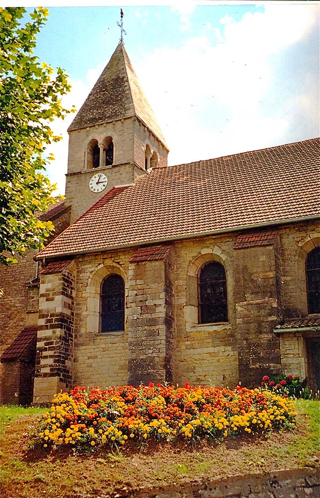 Eglise de Boyer