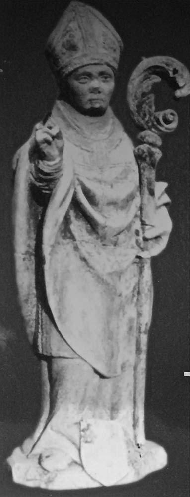Saint-Loup évêque né à Boyer