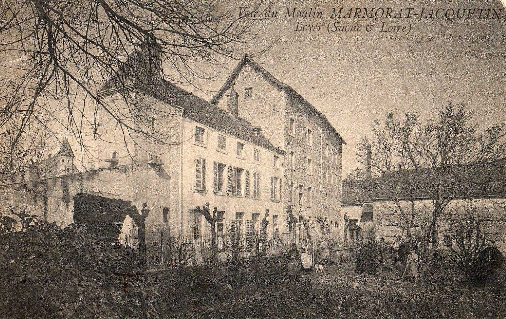 Moulin Girard Marmorat-jacquetin Boyer