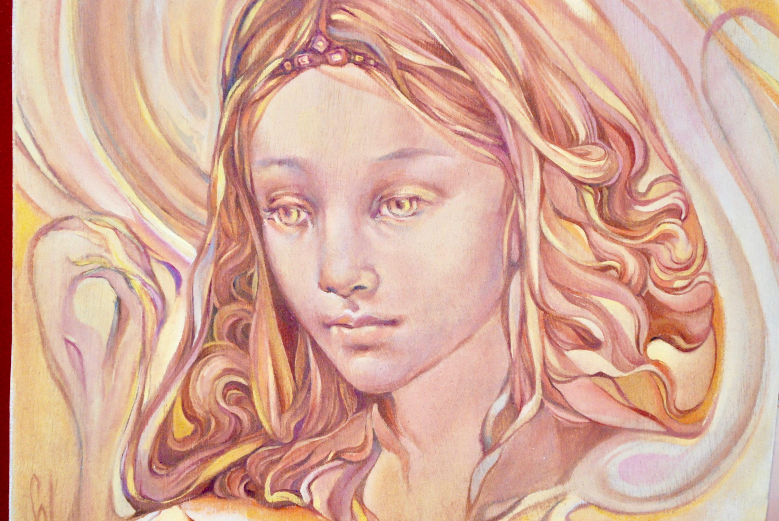 Artiste peintre S. LEBEAUT BOYER